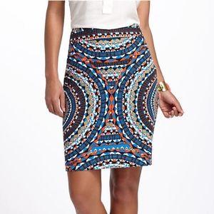Tabitha {Anthropologie} Olmeda Pencil Skirt